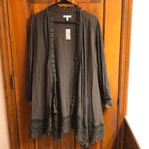 Maurices shawl